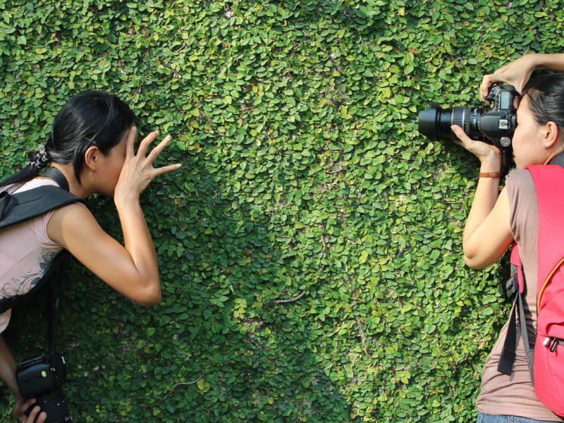 La era de la fotografía digital